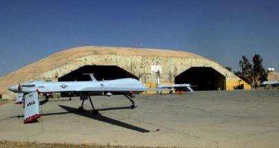 سقوط 3 صواريخ كاتيوشا بقاعدة بلد الجوية في العراق image