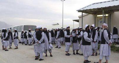 السلطات الأفغانية باشرت إطلاق سراح سجناء طالبان الـ400 image