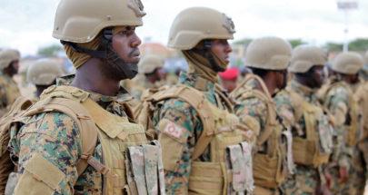 قتلى وجرحى بهجوم استهدف قاعدة عسكرية في العاصمة الصومالية مقديشو image