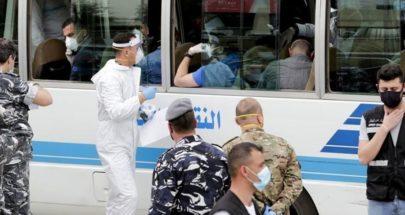 """9 إصابات بـ""""كورونا"""" في رحلات إضافية وصلت إلى بيروت image"""