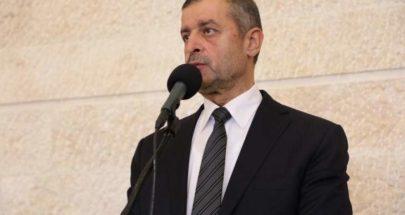 قبيسي للسيد: المجلس النيابي لن يسقط بالمؤامرات image