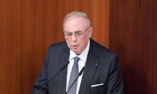 فريد البستاني: تتوجه امالنا في الجلسة التشريعية نحو اقرار قانونين image