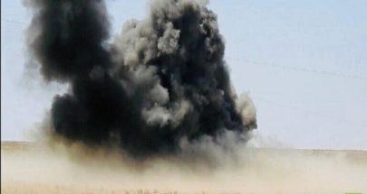 العراق.. انفجار يستهدف رتلا يقدم دعما لوجستيا للتحالف الدولي image