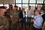 قائد الجيش يحذر من إمكانية وجود مواد خطرة في المرفأ: لإجراء تفتيش عام image