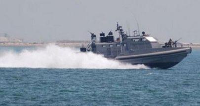 الجيش: زورق حربي معاد خرق المياه اللبنانية مقابل رأس الناقورة image