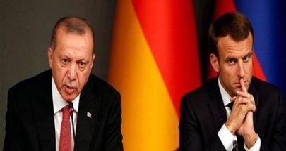 اردوغان: لماكرون أهداف استعمارية... وما قام به في لبنان استعراض image