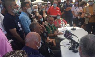 عبود رعى افتتاح مركز في الكرنتينا لتجمع الهيئات الأهلية في صيدا image