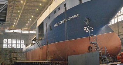 روسيا تختبر سفينة فريدة من نوعها image