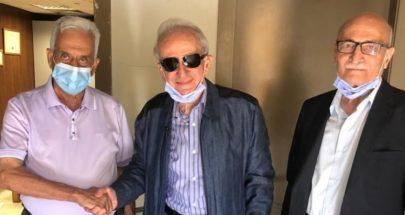 مروان حماده تقدّم بإستقالته مطالبا بلجنة تحقيق دولية image