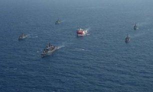 الدفاع التركية: القوات البحرية ترافق سفينة أروج رئيس خلال قيامها بأنشطة التنقيب image