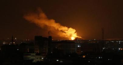 انفجار ضخم يهزّ غزّة.. ومواقع عدّة في مرمى الاحتلال image