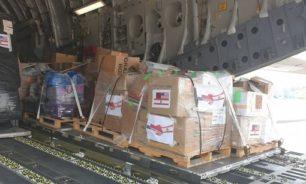 سفارة قطر: وصول 3 طائرات قطرية محملة بأطنان من المساعدات image