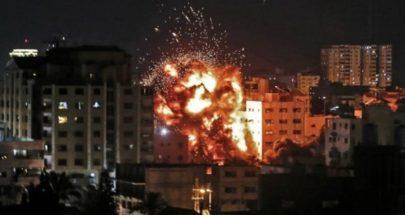 غارات إسرائيلية جديدة على غزة image