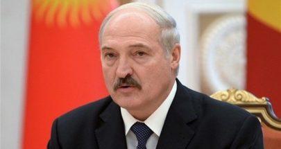 فوز لوكاشنكو بالرئاسة في بيلاروسيا image
