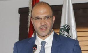 حسن بحث في استكمال بناء مستشفى دير القمر مع مجلسها البلدي image