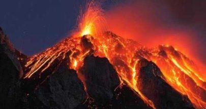 تجدد النشاط في بركان إتنا الإيطالي image