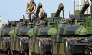مركبات دورية مدرعة هبة بريطانية إلى الجيش image
