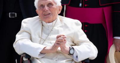 تراجع كبير في صحة البابا بنديكتوس السادس عشر image