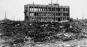 قرع الأجراس في هيروشيما اليابانية في الذكرى الـ75 للقصف image