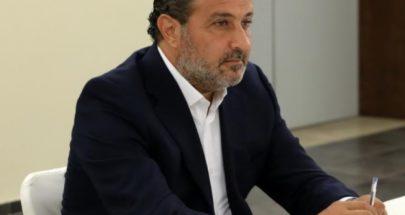فادي سعد في اليوم العالمي للدفاع المدني: انتم رمز التضحية image