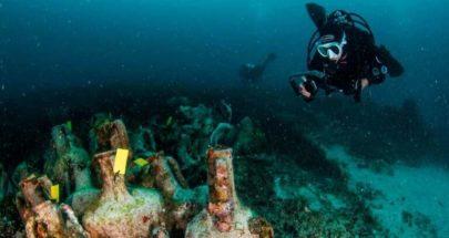 اليونان تفتتح أول متحف تحت الماء في العالم image