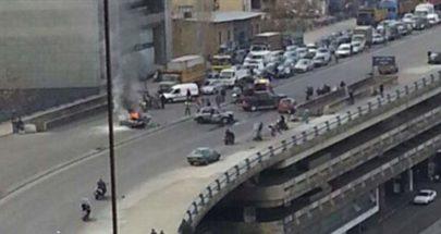 جسر شارل حلو... لا يشكل خطراً على السلامة العامة image