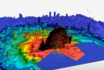 فيديو انفجار المرفأ... لولا هذا المبنى لكان الدمار أكثر فتكاً! image