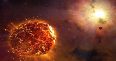كواكب تغطيها محيطات من الحمم البركانية تحير العلماء بسبب شدة سطوعها image