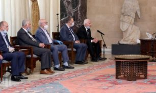 عزام الأحمد: نحن تحت تصرف لبنان بكل امكانياتنا مهما كانت محدودة image