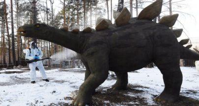 علماء المتحجرات يعثرون على آثار أسلاف الديناصورات القديمة image