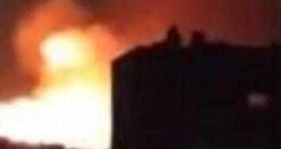 انفجار في منشأة عسكرية قرب الخرطوم image