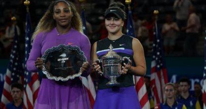 بطولة أميركا المفتوحة.. أندريسكو لن تدافع عن لقبها image
