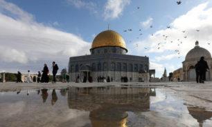 خطيب الأقصى يحرم النشيد الإسرائيلي image
