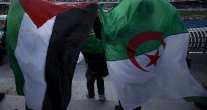 الجزائر: لم نتعرض لضغوطات للتطبيع مع إسرائيل image
