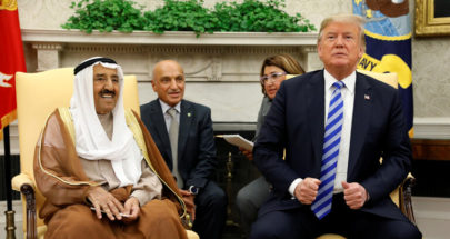 بعد تصريحات ترامب .. مساءلة وزير خارجية الكويت عن التطبيع مع اسرائيل image