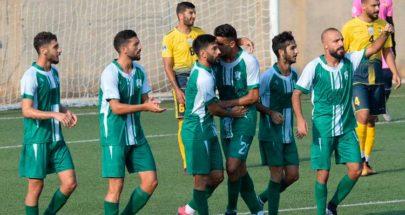 بدر للاعبي الانصار بعد عودة التدريبات: أنتم روح الملعب وأبطال لبنان image