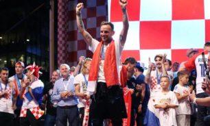 الكرواتي راكيتيتش يعتزل اللعب الدولي image