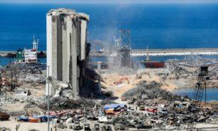 وزير الاقتصاد يطلب سحب «الدافع الإرهابي» من التحقيق في انفجار المرفأ image