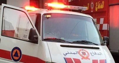 الدفاع المدني ينقل جثامين المسلحين التسعة image