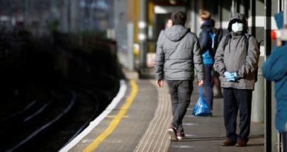 بريطانيا تفرض غرامات على مخالفي الحجر الصحي image