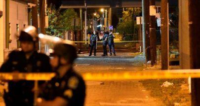 إصابة شرطيين أميركيين بالرصاص خلال احتجاجات في مدينة لويفيل image