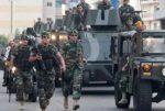 مواجهات بين الجيش ومسلحين في حي الشراونة image
