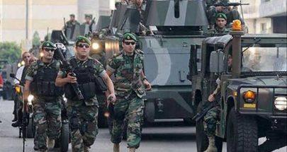 ماذا يقول الجيش عن الحدود والرئاسة وفرنجية؟ image