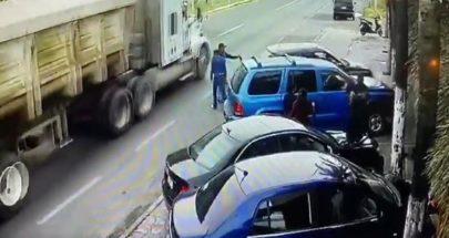 ما حقيقة دهس شاحنة لمواطنين في جنوب لبنان؟ image