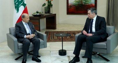 أديب لم يقدم للرئيس عون أي صيغة حكومية... واتفاق على لقاء آخر غدا image