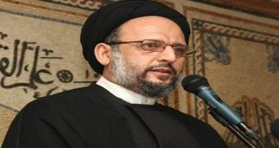 فضل الله: على اللبنانيين أن لا يسمحوا لهؤلاء أن يتلاعبوا بغرائزهم المذهبية image