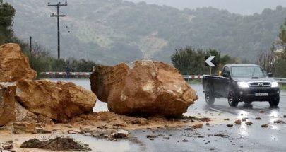 زلزال قوي يهز جزيرة كريت اليونانية image