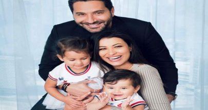 وسام بريدي وريم السعيدي يكشفان عن وجه إبنتهما آيا صوفيا للمرة الأولى image