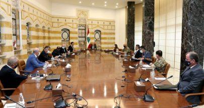 الرئيس عون يترأس اجتماعا أمنيا في بعبدا image