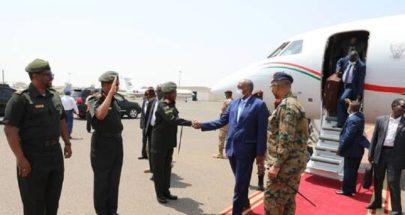 البرهان بحث مع الأميركيين شطب السودان من القائمة السوداء image